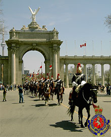 Governor General's Horse Guards Cavalry and Historical Society